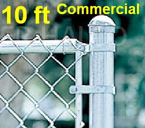 Attrayant 10FT COMPLETE FENCE PACKAGE KIT