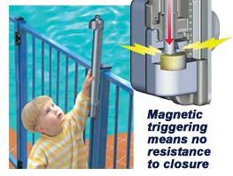 Chainlink Fence Gate Auto Latch Pool Gate Latch