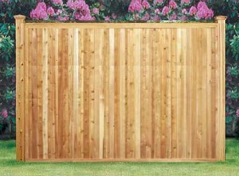 Wholesale Wood Privacy Fences Cedar Wood Is Naturally