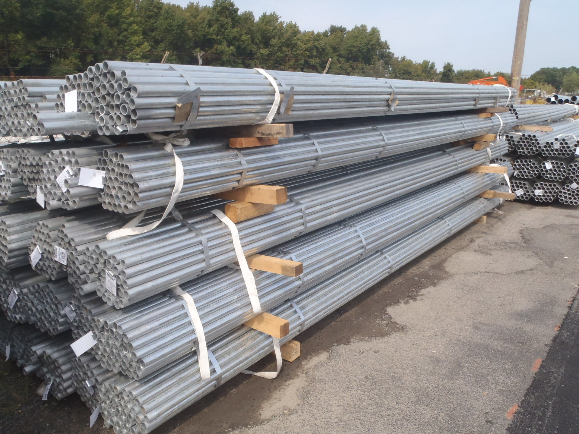 Wholesale Prices are subject to availability and minimum bundle / sub-bundle quantity requirements. Call 800-283-8110 x 207 to get a firm quote ... & Galvanized Pipe u0026 Posts Wholesale. Galvanized Fence Supplies ...
